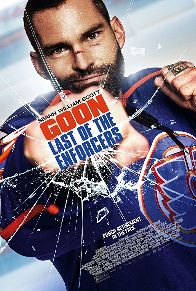 Seann William Scott in Goon: Last of the Enforcers (2017)