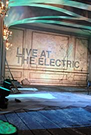 Live at the Electric Poster