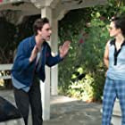 Julia Goldani Telles and Jackson White in The Space Between (2021)