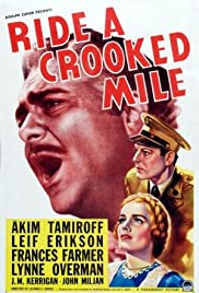 Ride a Crooked Mile Poster