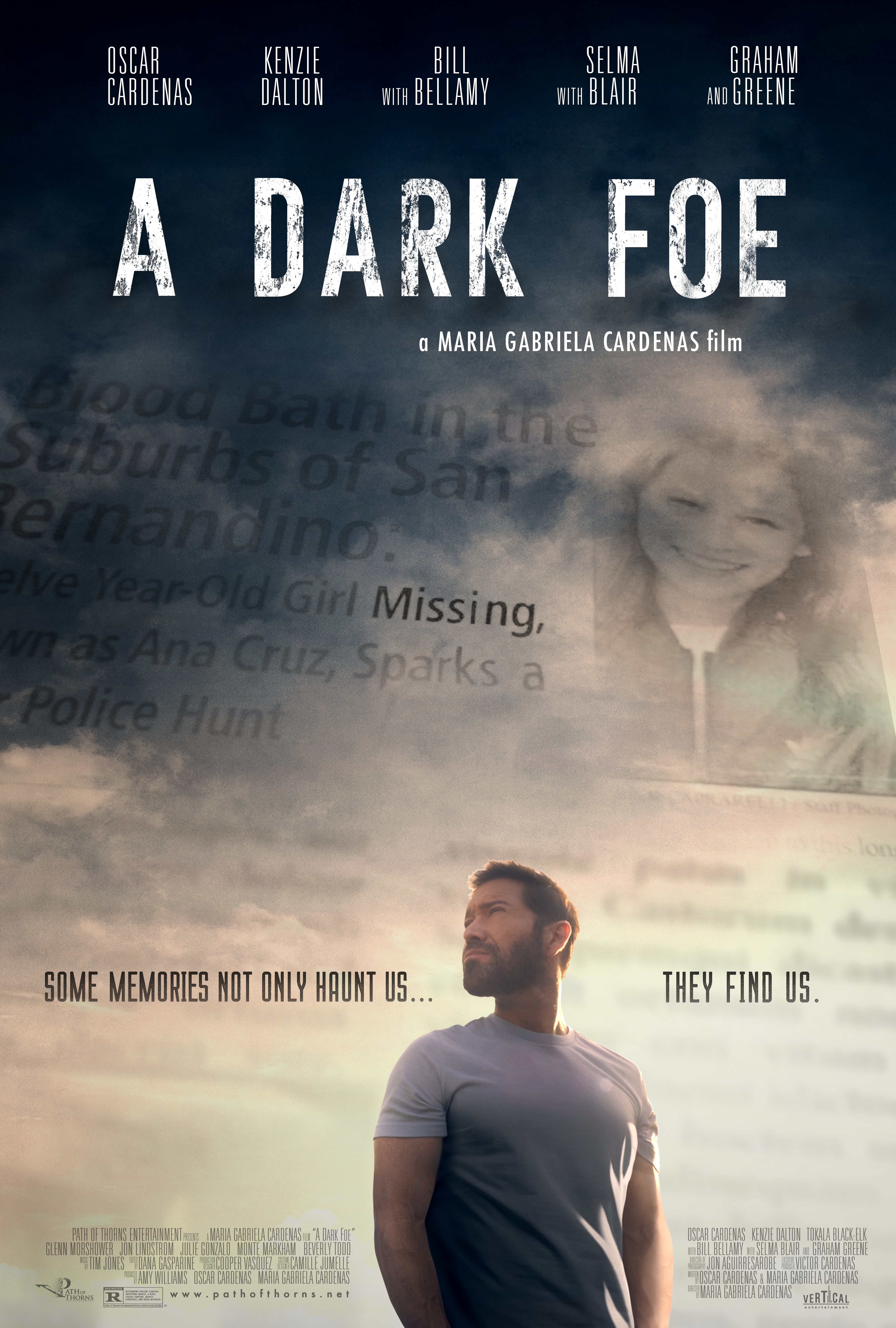 A Dark Foe poster image