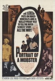 Portrait of a Mobster (1961) starring Vic Morrow on DVD on DVD