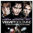 Ewan McGregor, Christian Bale, and Jonathan Rhys Meyers in Velvet Goldmine (1998)