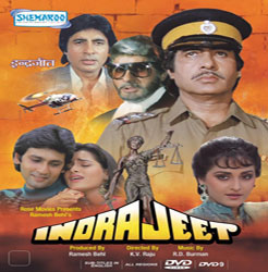 Amitabh Bachchan Indrajeet Movie