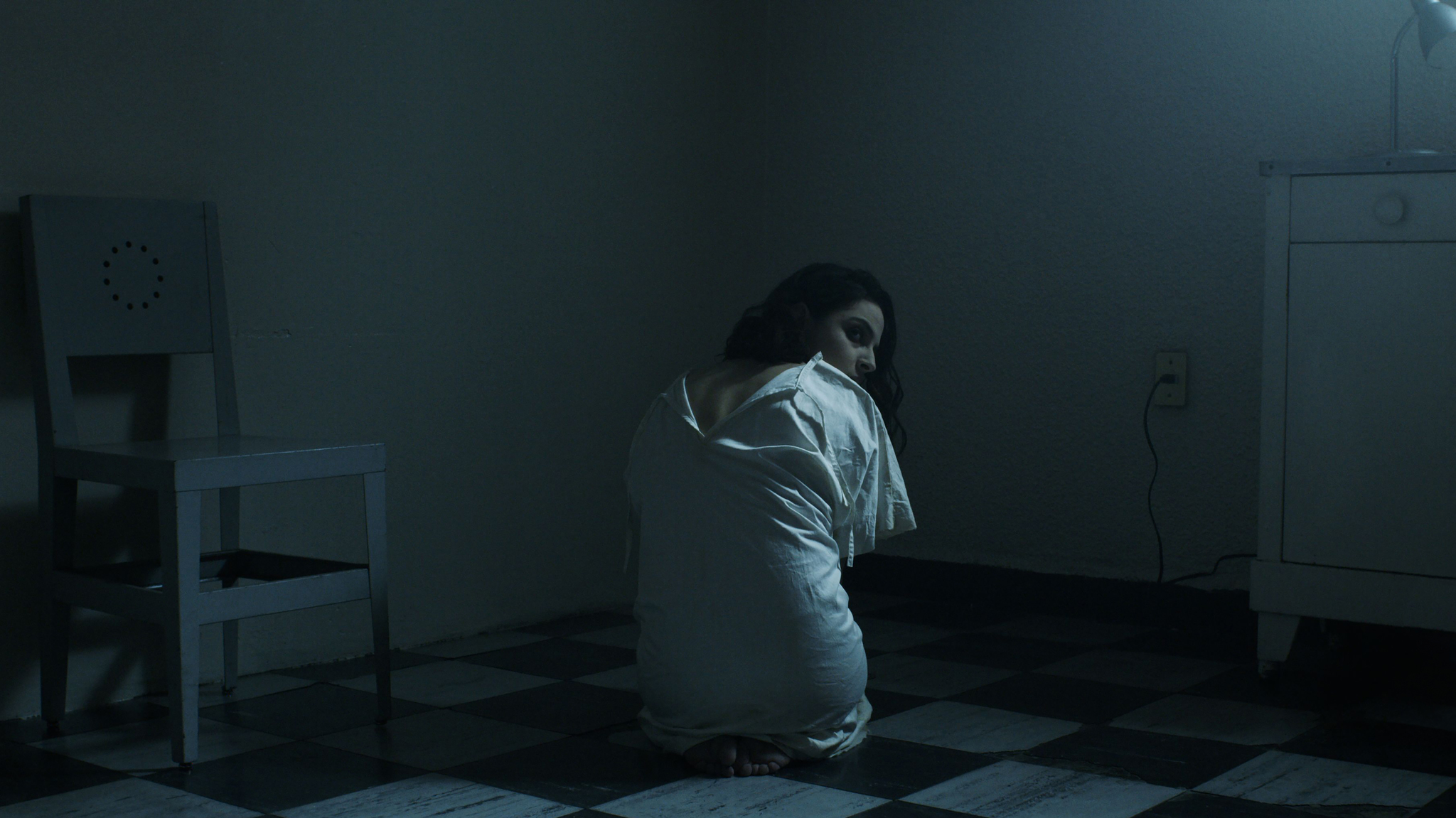 Giselle Kuri in Diablero (2018)