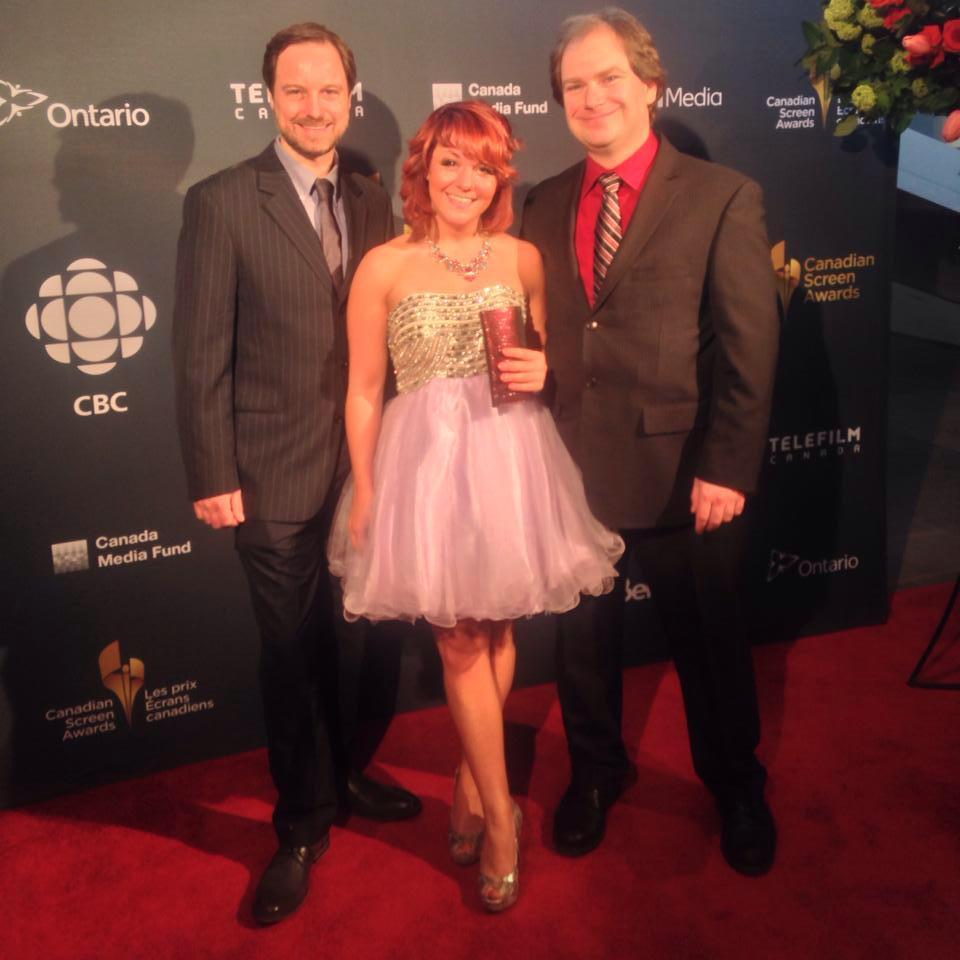 Canadian Screen Awards 2015
