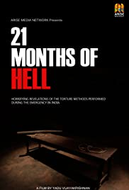 21 Months of Hell Poster