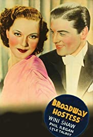 Broadway Hostess(1935) Poster - Movie Forum, Cast, Reviews