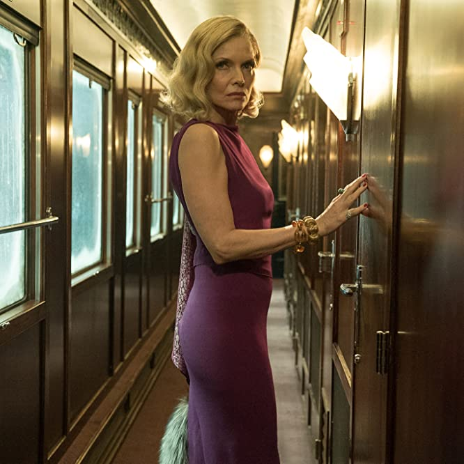 Michelle Pfeiffer in Murder on the Orient Express (2017)