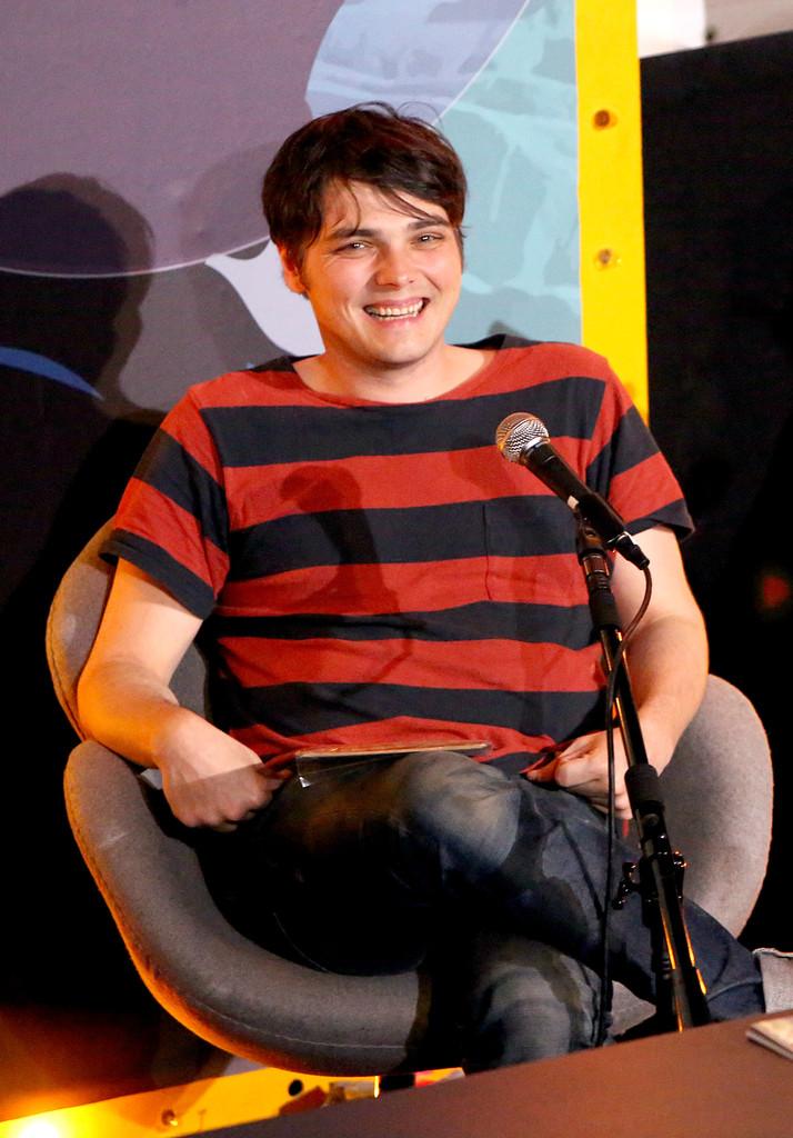 Gerard Way - IMDb