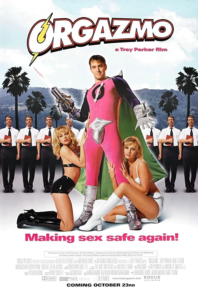 Trey Parker in Orgazmo (1997)