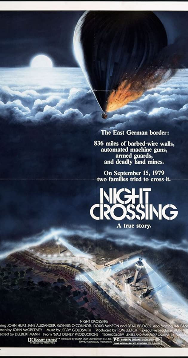 Subtitle of Night Crossing