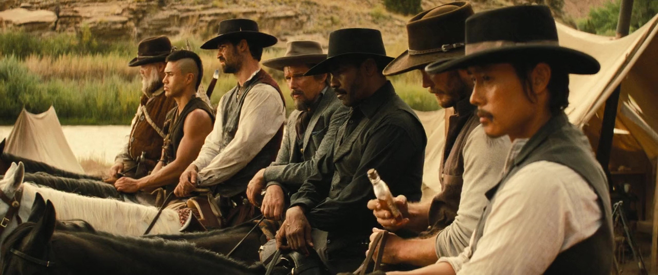 Film The Magnificent Seven (2016)