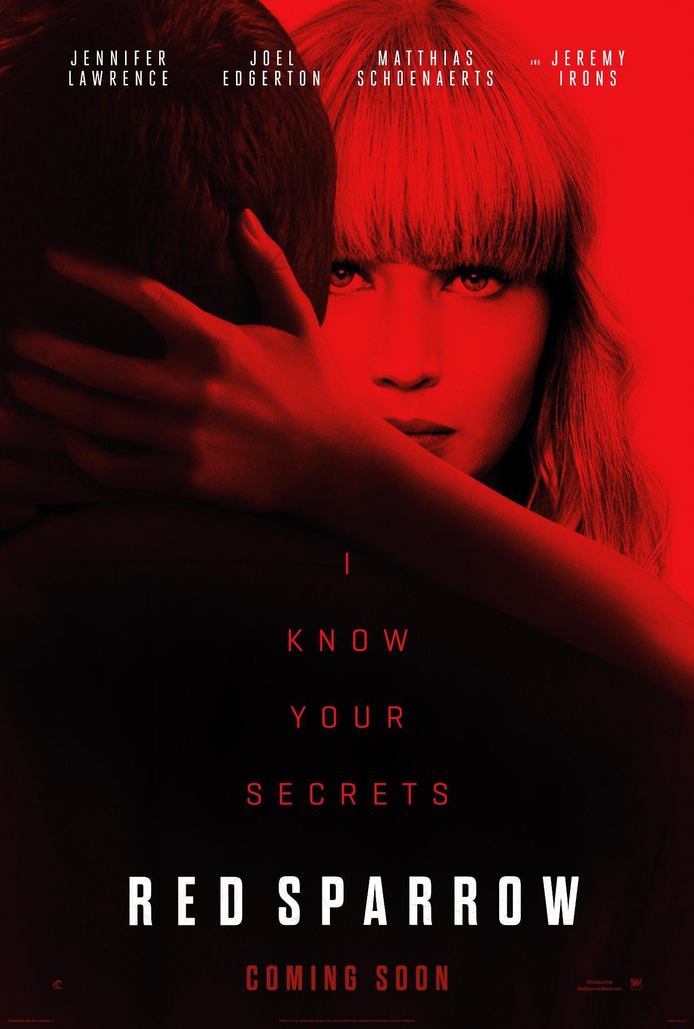 Red Sparrow (2018) - Photo Gallery - IMDb