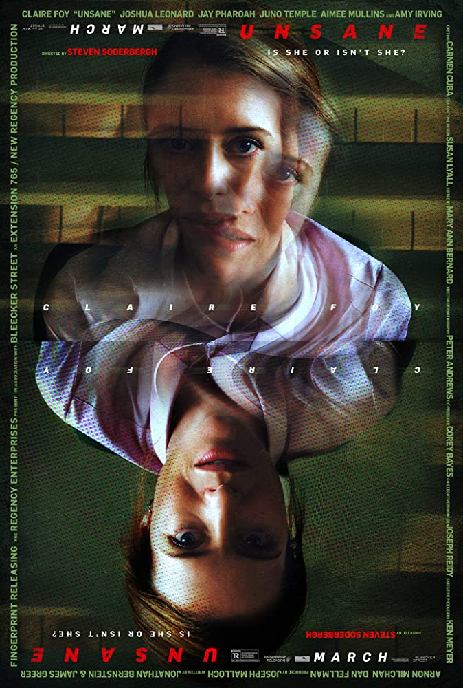 Unsane 2018 Dual Audio Hindi BluRay 480p ESubs