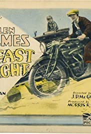 The Fast Freight Poster
