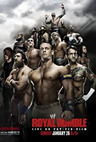 WWE Royal Rumble (2014) Poster - Movie Forum, Cast, Reviews