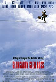 Glengarry Glen Ross (1992) Poster - Movie Forum, Cast, Reviews