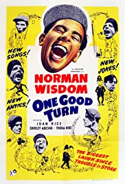 One Good Turn (1955) Poster - Movie Forum, Cast, Reviews