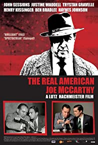 Primary photo for The Real American: Joe McCarthy
