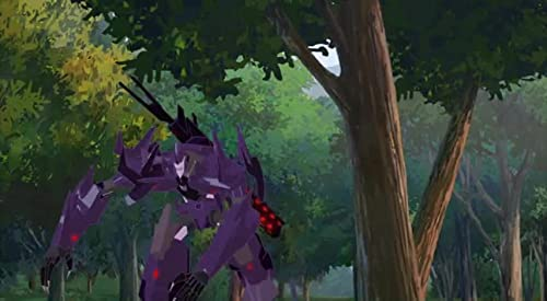 Transformers: Robots In Disguise: Tactical Retreat