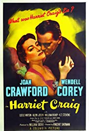 Harriet Craig Poster