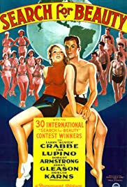 Search for Beauty (1934) Poster - Movie Forum, Cast, Reviews