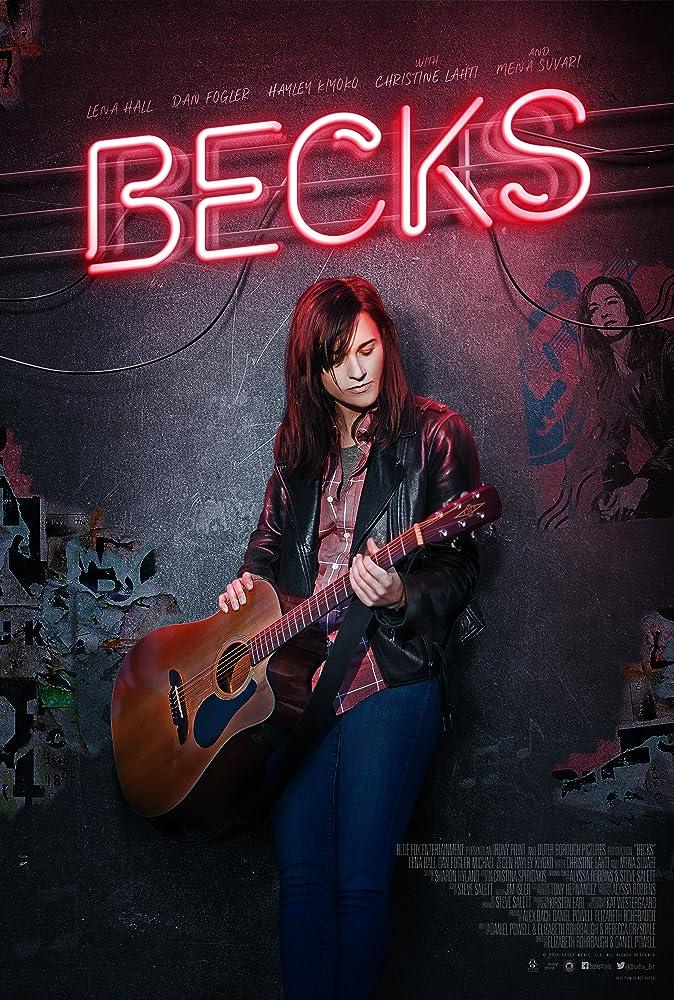 Christine Lahti, Mena Suvari, Michael Zegen, and Lena Hall in Becks (2017)