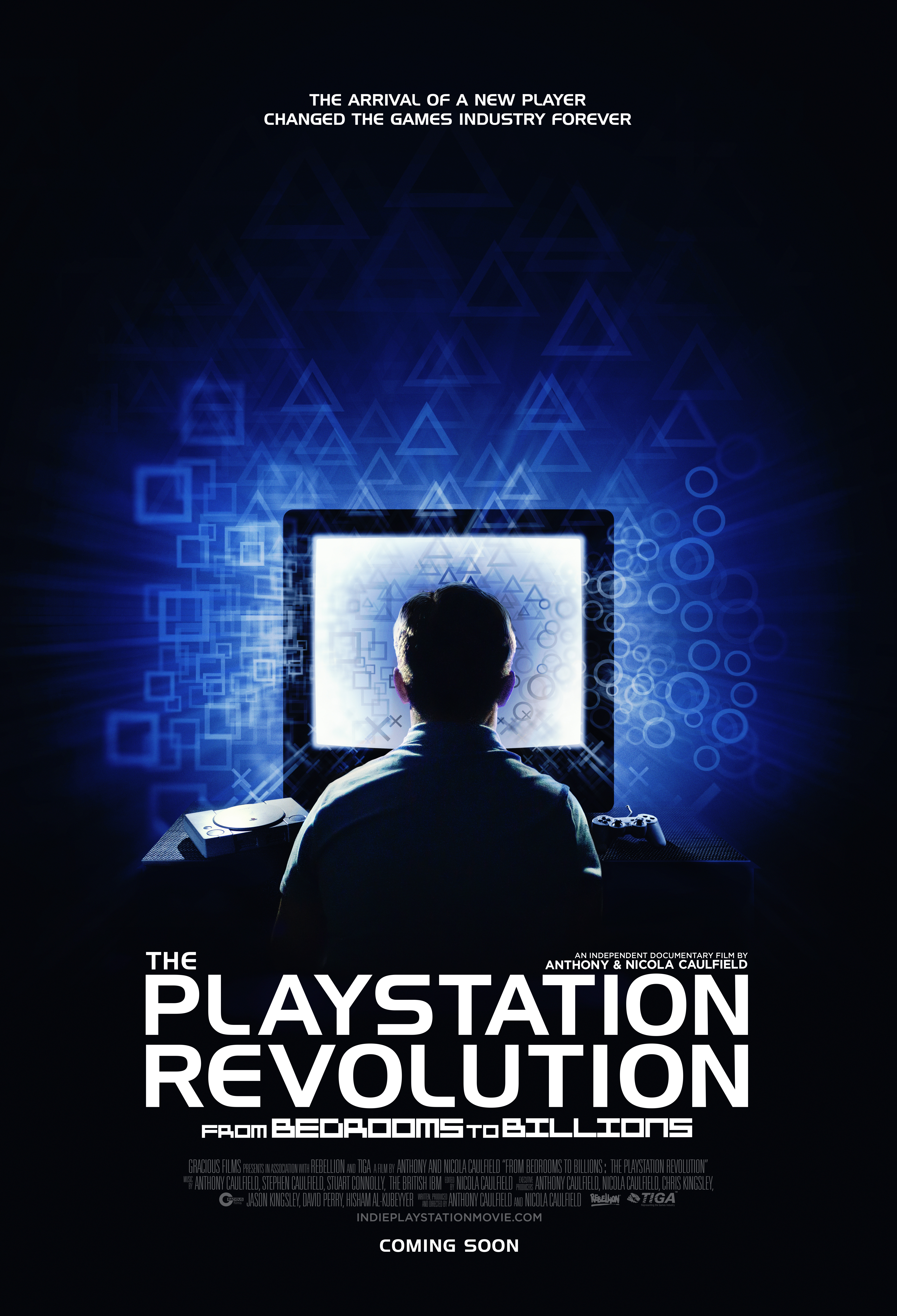 watch From Bedrooms to Billions: The Playstation Revolution on soap2day
