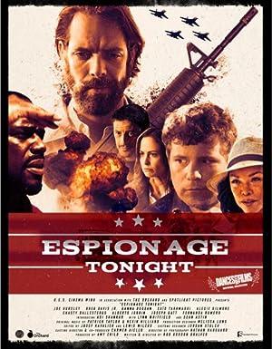 Where to stream Espionage Tonight