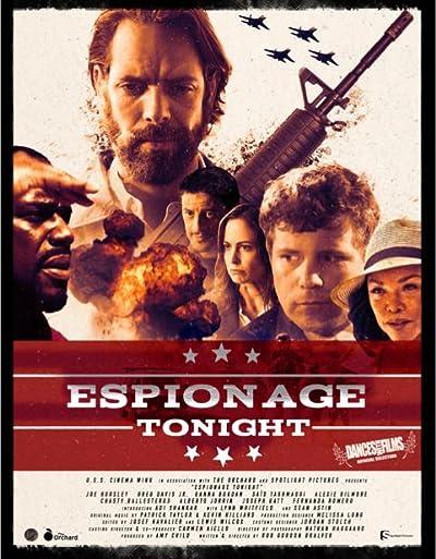 Espionage Tonight (2017) WEBRip 720p