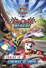 Paw Patrol: Ready, Race, Rescue! Poster