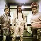 Sheridan Smith, Talia Barnett, and Tillie Amartey in Ratburger (2017)