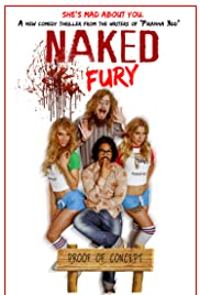 Naked Fury Poster