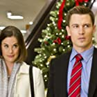 Ashley Williams and Jon Prescott in Christmas in the City (2013)