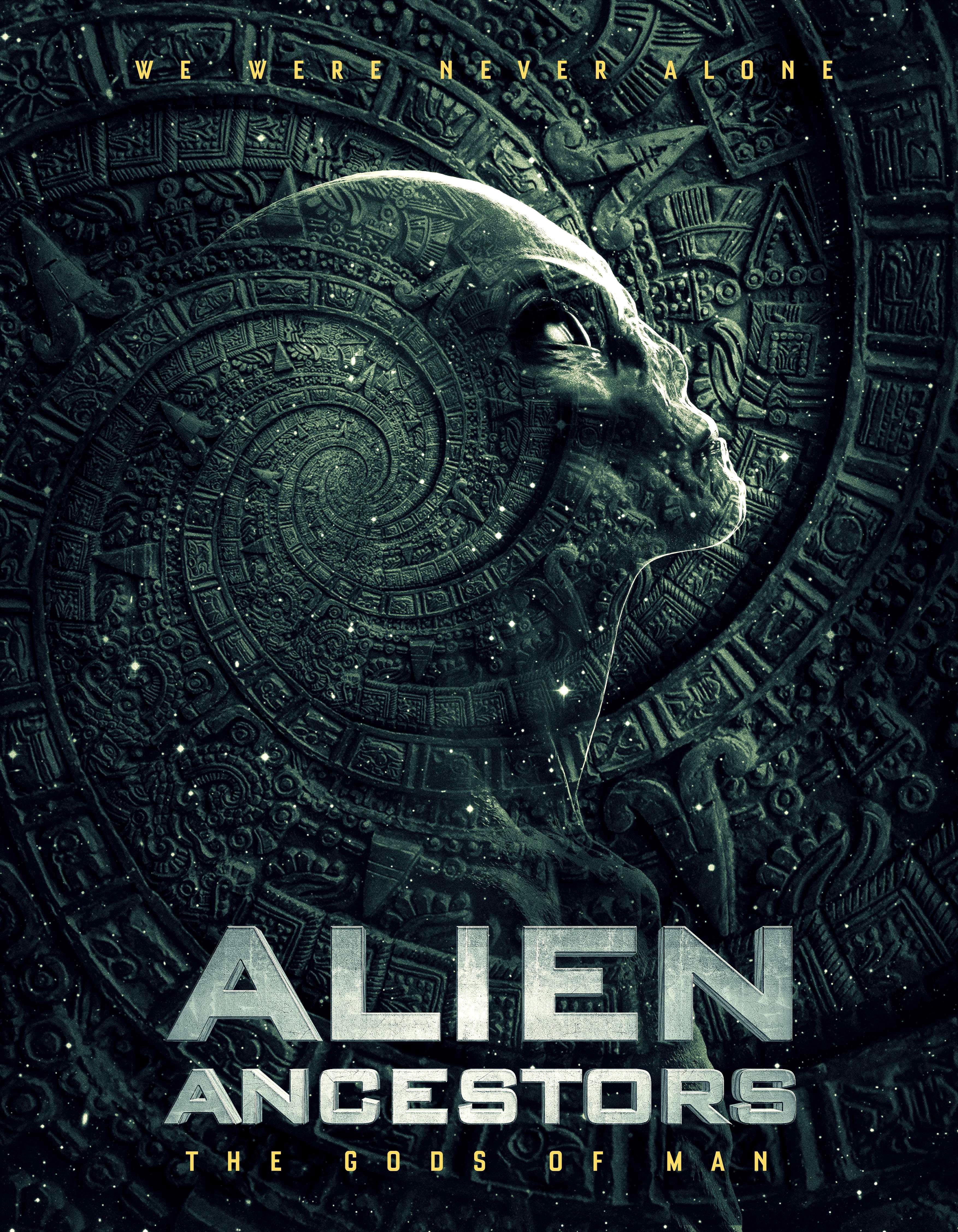 Alien Ancestors: The Gods of Man (Video 2021)