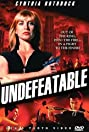 Undefeatable (1993) Poster