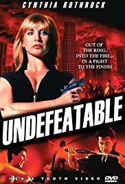 Undefeatable (1993) Poster - Movie Forum, Cast, Reviews