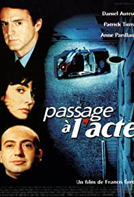 Primary photo for Passage à l'acte
