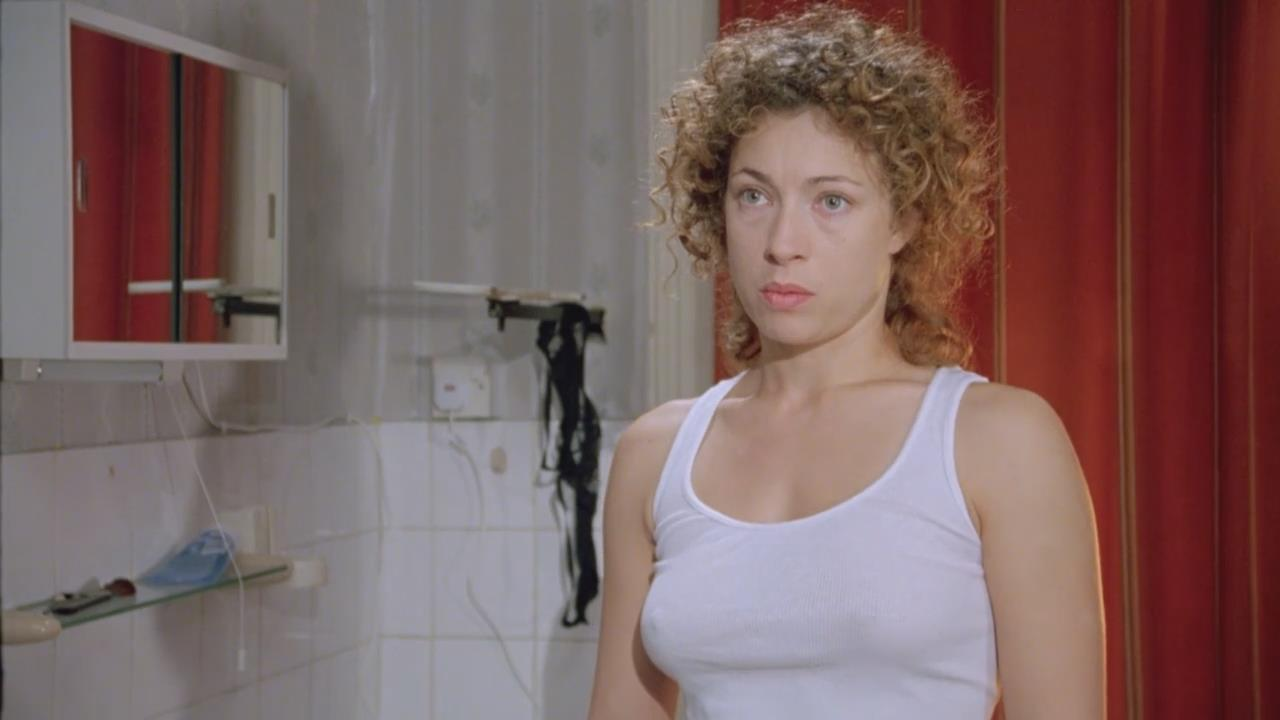 Watch Alex Kingston video