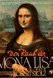 The Theft of the Mona Lisa Poster