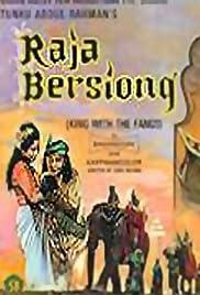 Raja bersiong Poster