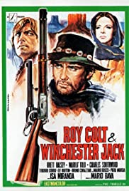 Roy Colt & Winchester Jack (1970) Poster - Movie Forum, Cast, Reviews