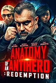 Anatomy of an Antihero: Redemption Poster