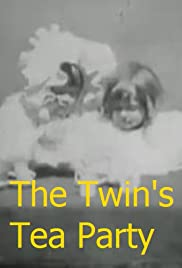 The Twins' Tea Party Poster