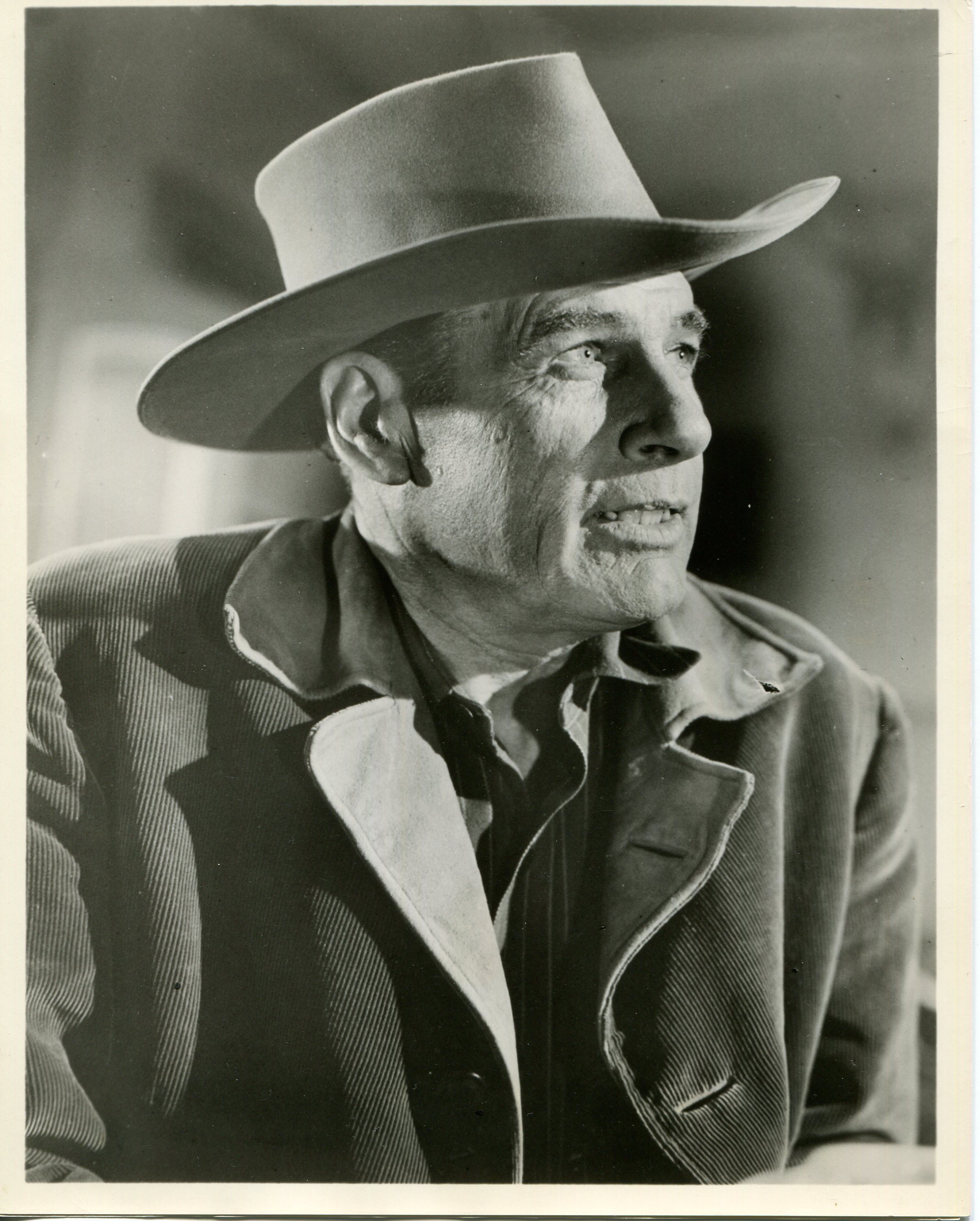 Richard Arlen in Lawman (1958)