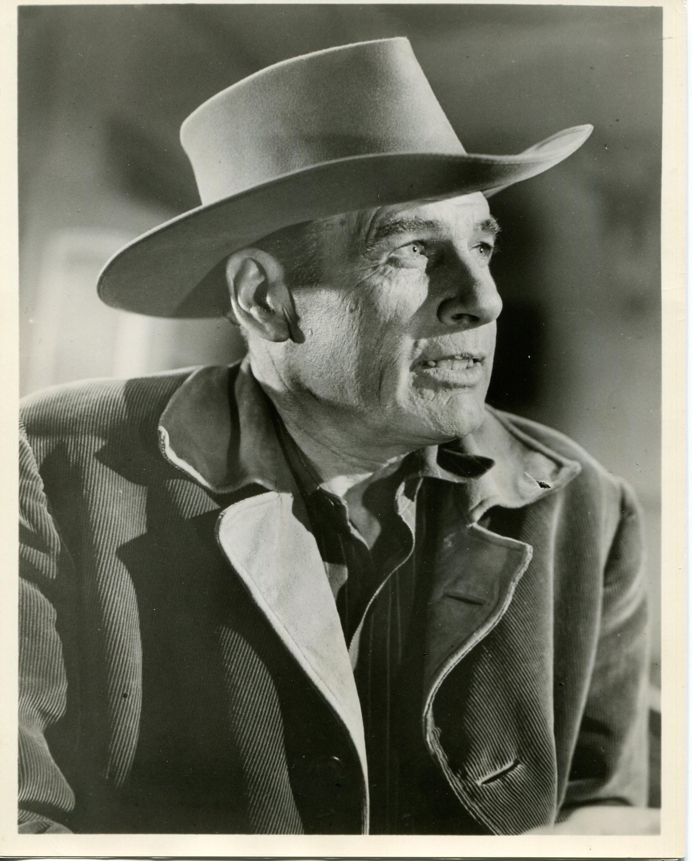 Richard Arlen in Lawman (1958)
