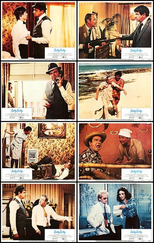 Jack Lemmon, Walter Matthau, Klaus Kinski, Paula Prentiss, and Bette Raya in Buddy Buddy (1981)