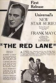 The Red Lane Poster
