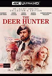 This is Not About War - Katy Haber and Willette Klausner on the Deer Hunter Poster
